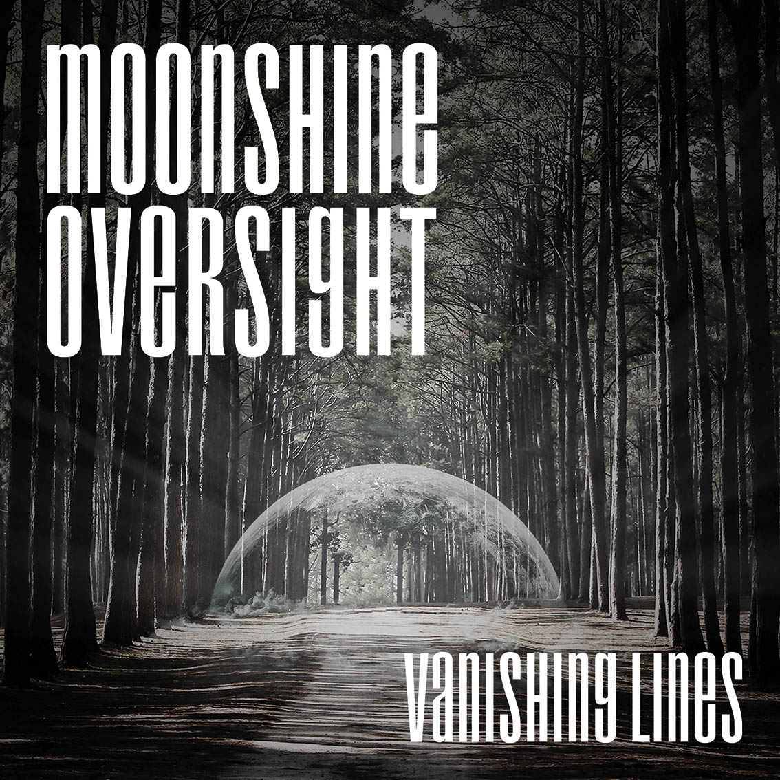 Mooshine Oversight Vanishing Lines Album